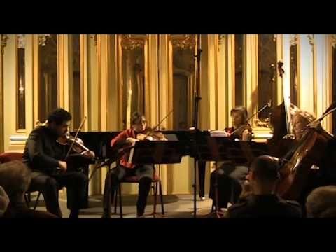 ▶ Quarteto Lopes-Graça - Quarteto da Serra D'Arga, Anne Victorino D'Almeida - 4/4 - YouTube