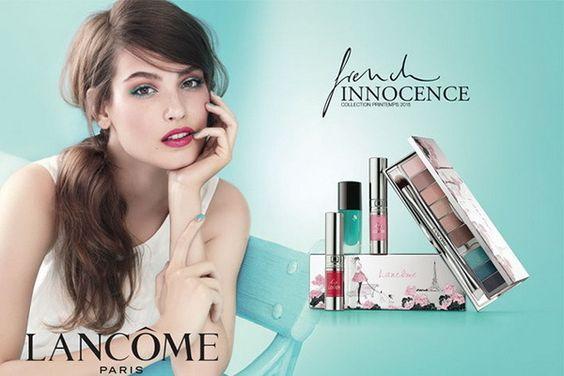 """Conhece a coleção de maquilhagem """"Lancôme French Innocence"""""""