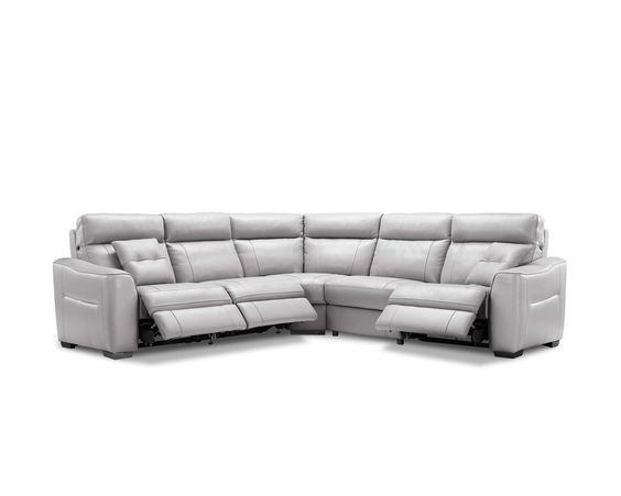 Trevor Reclining Sectional | Creative Furniture