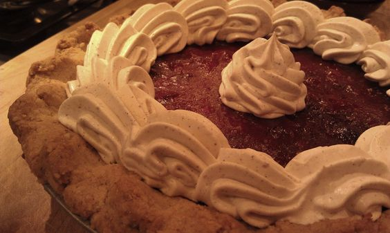 Cranberry Walnut Tart | Treats | Pinterest | Tarts and Cranberries