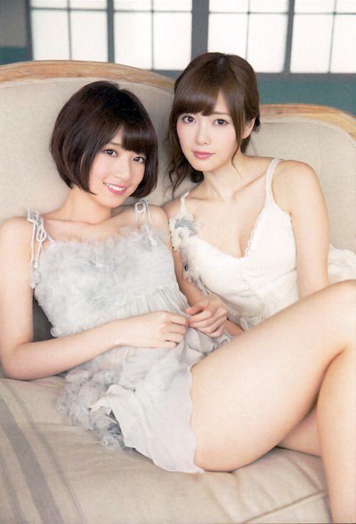 白石麻衣×橋本奈々未