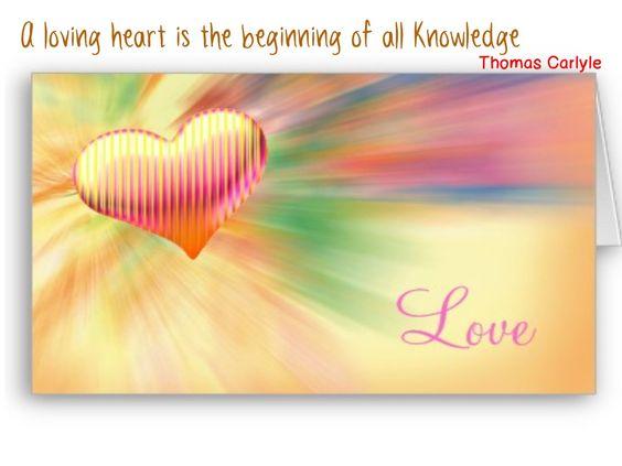 A Loving Heart....