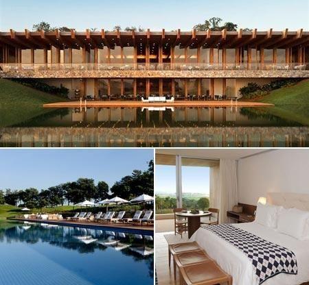 Conde Nast Traveller - Best Hotel - Fasano, Fazenda Boa Vista