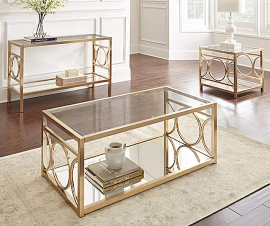 Olympia End Table Big Lots In 2021 3 Piece Coffee Set Setting