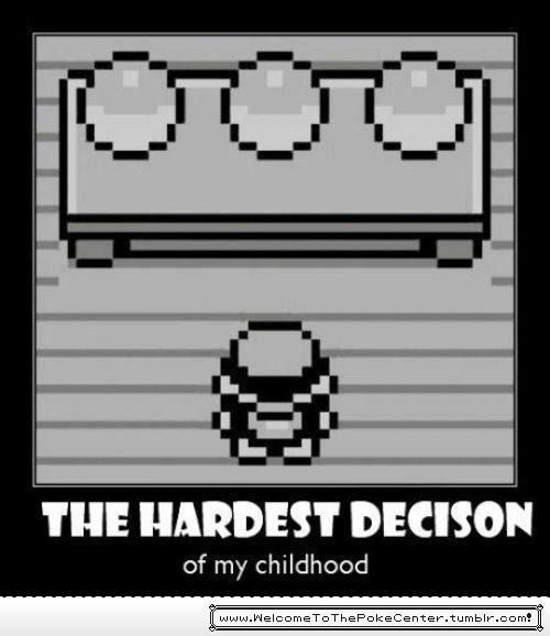 The Hardest Decision of My Childhood