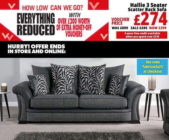 Grey Corner Sofa 0 Finance Di 2020 Dengan Gambar