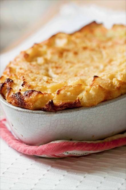 A la mesure du yaourt : clafoutis aux poires selon la recette du livre de Marion BEILIN   Panier de Saison