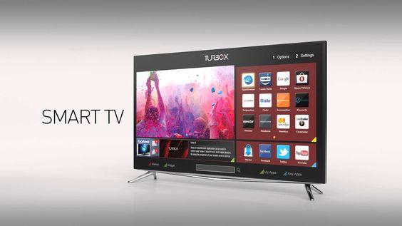 Turbo-X 4K Smart TV #Plaisio #Πλαίσιο #TurboX #Smart #TV #Xmas #offer #TechFreaks