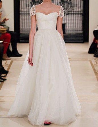wedding dress from wonderxue (etsy shop)