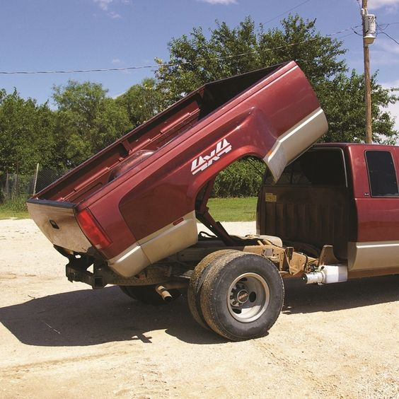 Change your pickup in a dump truck over the weekend! #Landscaping http://bit.ly/1a5xw1a