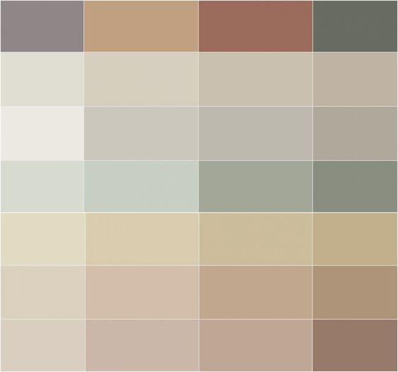 北欧インテリア カラー イメージ