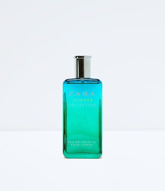 zara collection summer eau d toilette pour homme 100 ml parfum home pinterest d zara and. Black Bedroom Furniture Sets. Home Design Ideas
