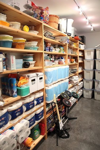 12 tips for supremely organized basement storage sometimes a basement is simply best used as a. Black Bedroom Furniture Sets. Home Design Ideas