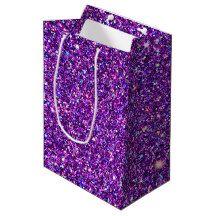 Glitter & Sparkles Gift Bag Medium Gift Bag