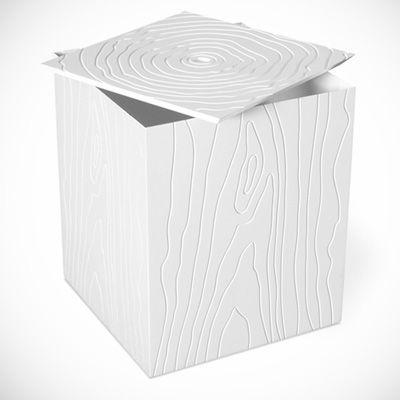 """stump"" storage box"