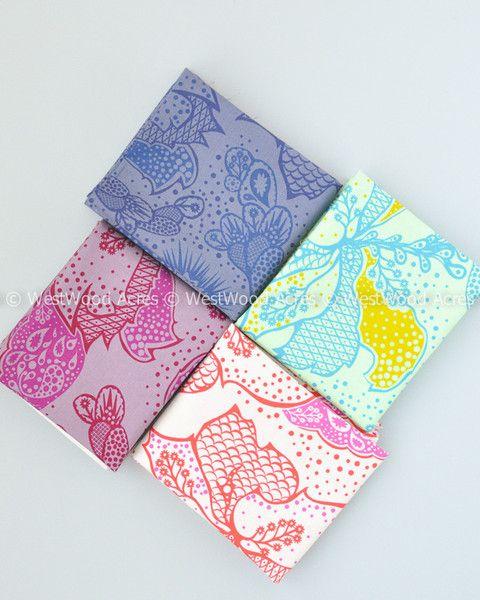 Filigree Fat Quarter Bundle by Anna Maria Horner of Free Spirit Fabrics