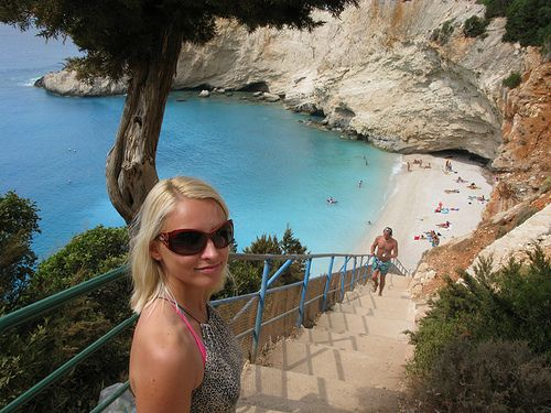 Porto Katsiki Beach #Greece #Europe #Travel #Hotels #Flights