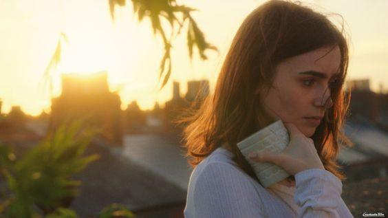 Rosie (Lily Collins)  © 2014 Constantin Film Produktion