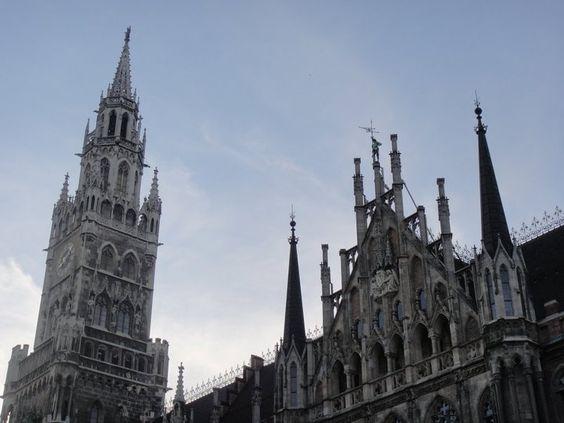 München, meine neue Heimat seit 1996: I LIKE