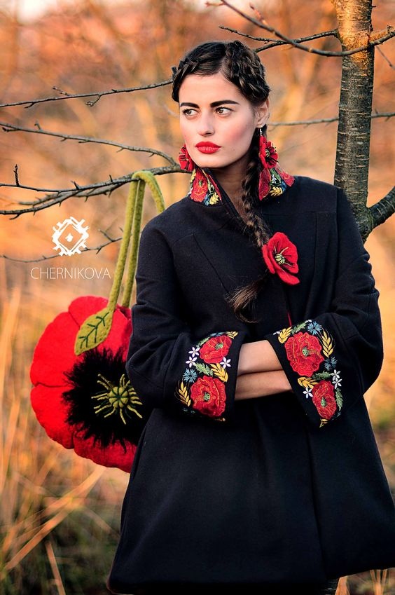 Chernikova | Ukrainian fashion: