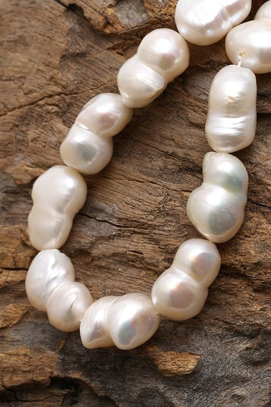 Baroque Pearls With Their Beautifully Organic Shapes Latelita Independentdesigner Jewellery Jewelry Natural Pearl Jewelry Baroque Pearls Jewelry Jewelry