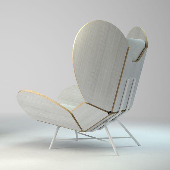 Free Wing Lounge Chair Design Rjw Elsinga 2014 Chairs