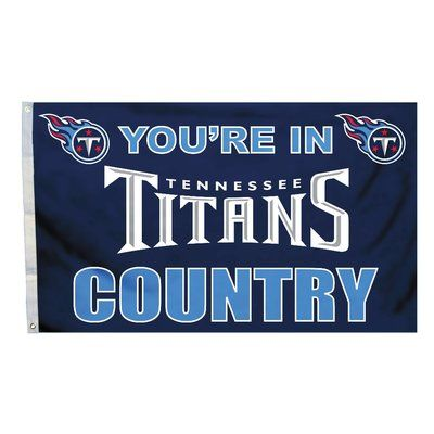 Team Pro Mark Nfl Traditional Flag Nfl Team Tennessee Titans Nfl Flag Tennessee