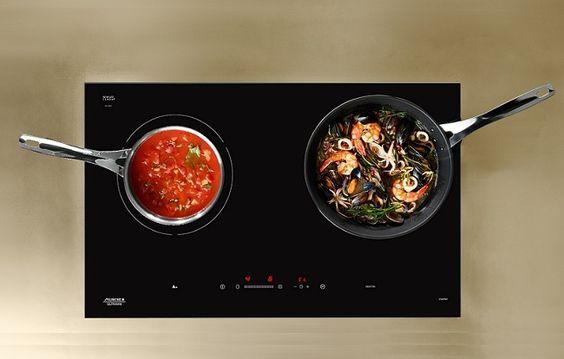 Tìm hiểu ưu nhược điểm của bếp từ Munchen M568I