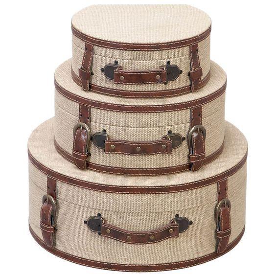 3 Piece Coworth House Suitcase Set - Jill Kargman on Joss and Main
