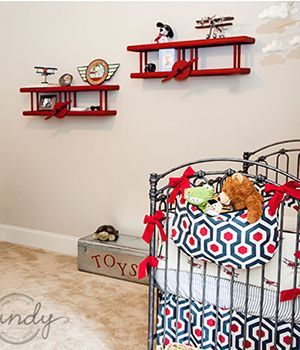Snoopy And The Red Baron Vintage Airplane Baby Nursery Theme Diy Crafts Decor Ideas Airplane Nursery Decor Vintage Baby Nursery Baby Room Decor