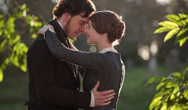 I love this movie, the sexual tension between Jane and Mr. Rochester is palpable.