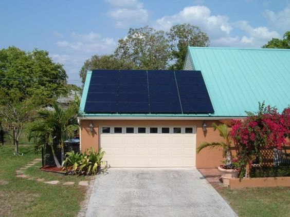 Solar Power, Panels for your Home - Photo Gallery | SUNBELT SOLAR ENERGY - Metal…