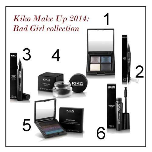 Kiko Make Up comienza el 2014 con la colección limitada Bad Girl