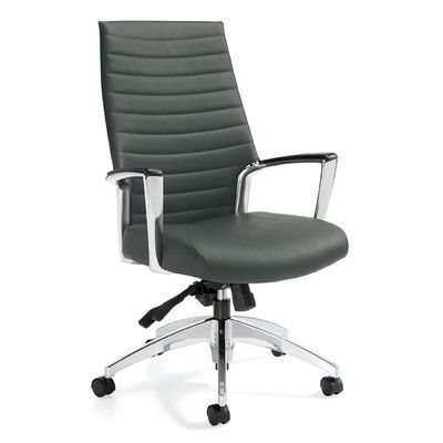 Global Accord High Back Office Chair Upholstery: