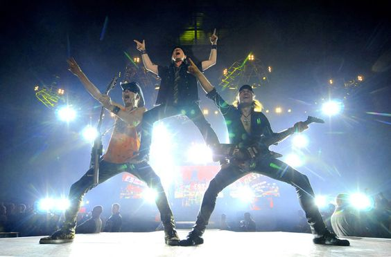 The Scorpions - live (Foto: Public Address)
