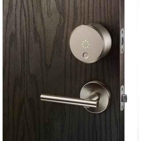 August Smart Lock Wireless Door Lock With Bluetooth Le