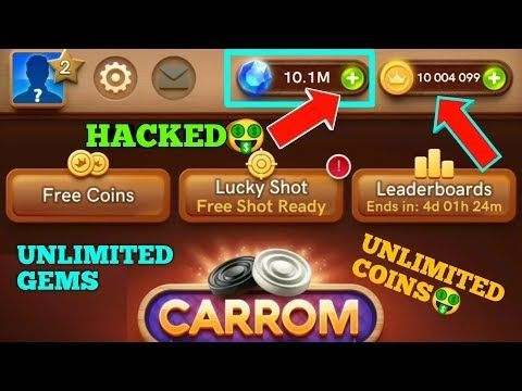 Download Carrom Pool Mod Apk Unlimited Coins And Gems Download I