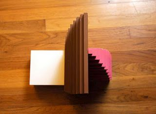 Great free set of pink tower/brown stair extensions.  Different that what you usually see.