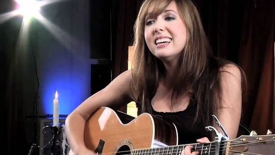 "Francesca Battistelli - Free To Be Me (Acoustic) This song inspired me to write my song ""This is me (destine to be) ."
