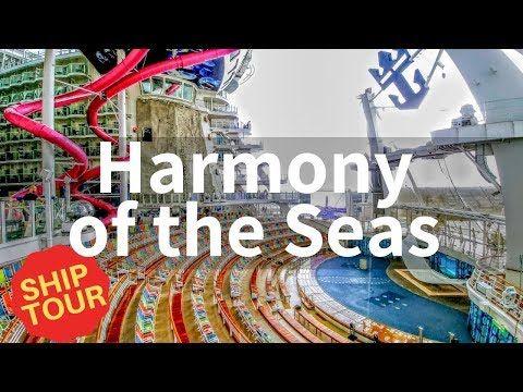 Harmony Of The Seas Full Walkthrough Tour 2019 Youtube Harmony Of The Seas 3 Day Cruises Symphony Of The Seas