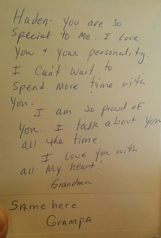 This grandpa who knows grandma says it the best: | 17 Grandpas Who Just Out-Grandpa'd Themselves