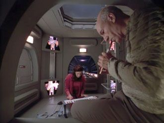 Star Trek: TNG Lessons--discussion by screenwriter Ron Wilkinson