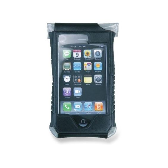 Topeak iPhone Drybag for iPhone 4/4S ($8.73) ❤ liked on Polyvore featuring accessories, tech accessories and topeak