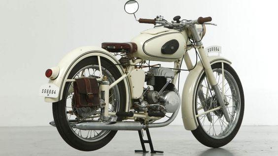 Moto Clásica: Montesa Brío 81