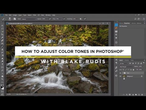 Whether You Are Adjusting The Colors Of An Image So That They Match The Original Scene Or If You Want To Ta Photoshop Pics Photoshop Lightroom Photo Processing