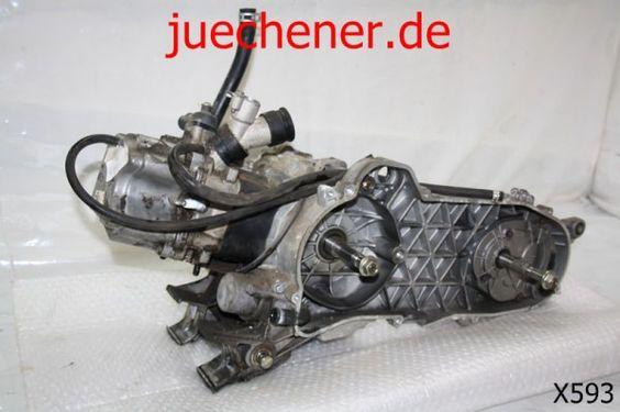 Peugeot Elystar 125 Motor Rumpfmotor