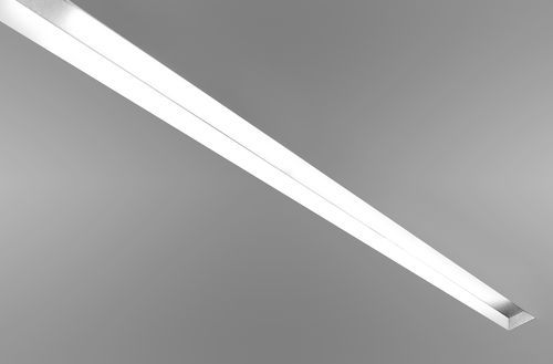 Linear Recessed Fluorescent Ceiling Luminaire For Offices SP Mark Architect
