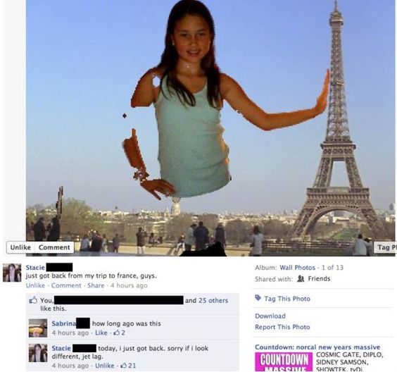 eifell tower photoshop fail
