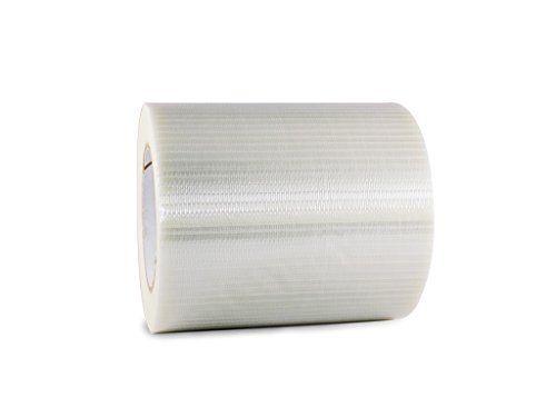 T R U Fil 835b D Transparent Bi Directional Filament Strapping Tape 6 In X 60 Yds Strapping Tape Filament Tape Rubber Adhesive