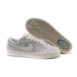 Købe Nike SB Blazer V2 Low Hvid Lysblå Hvid Dame Skobutik | Nyeste Nike SB Blazer V2 Skobutik | Nike Skate Skobutik Online | denmarksko.com